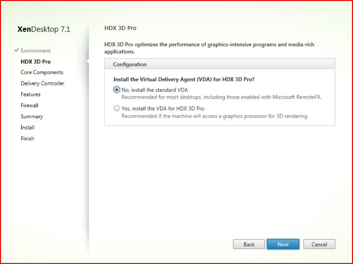 How to install and configure Citrix VDA (Virtual Delivery Agent)